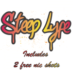 Steep Lyfe Shortfill – Free Nic Shot