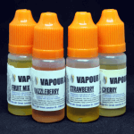 Vapour X: E-Liquids – Fruits and Desserts